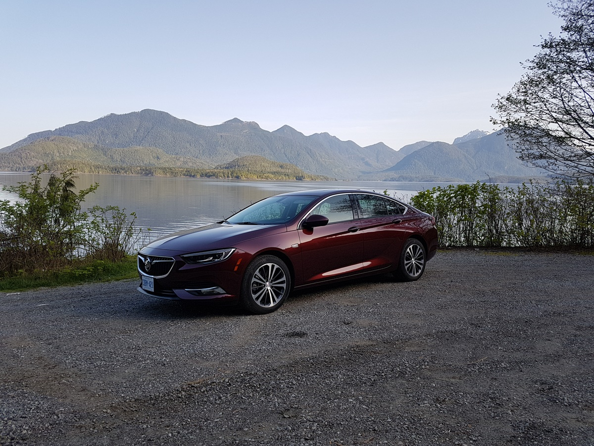 Buick REGAL 2018 (46)