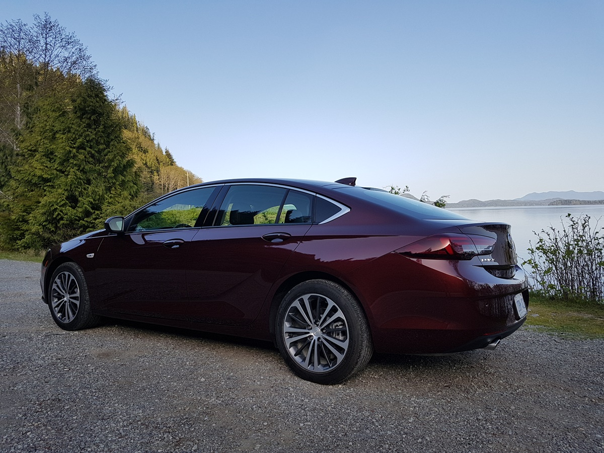 Buick REGAL 2018 (49)