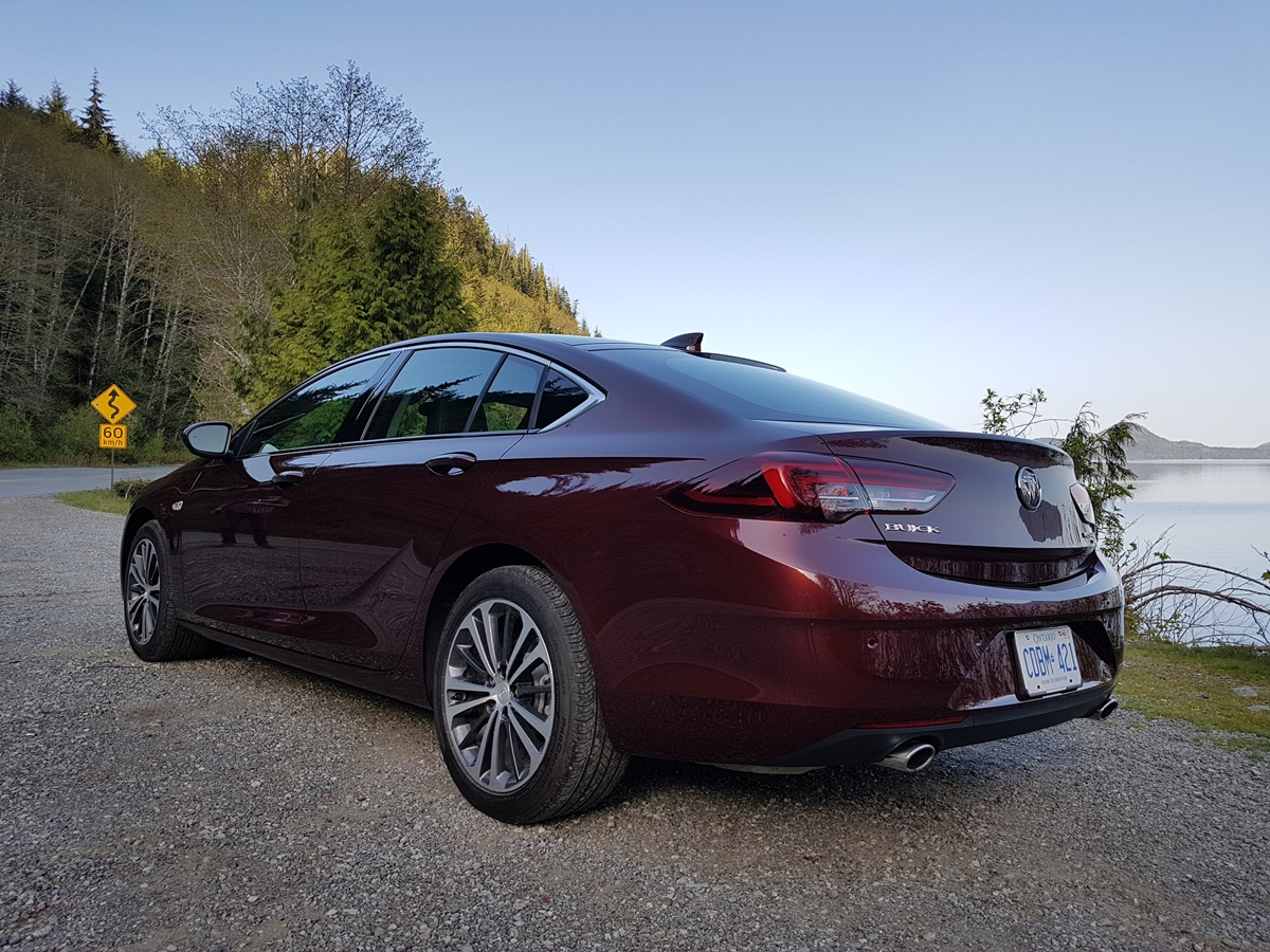 Buick REGAL 2018 (50)