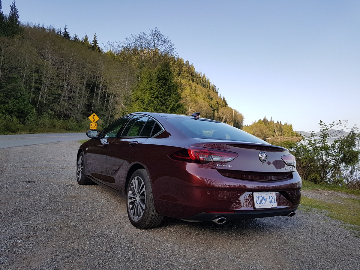 Buick REGAL 2018 (51)