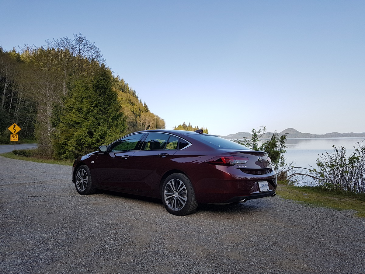 Buick REGAL 2018 (52)