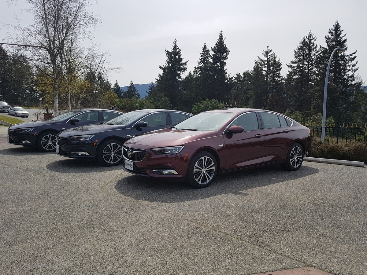 Buick REGAL 2018 (8)