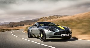 Aston Martin DB11 Édition AMR 2019: AMR frappe encore