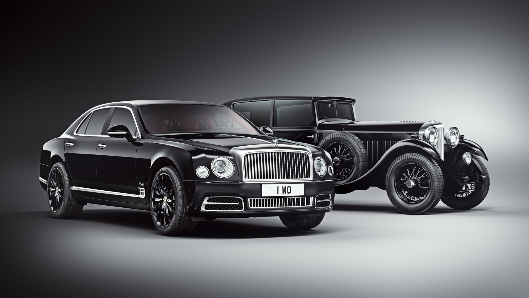 1 - Mulsanne WO Edition and 8-LitreWM
