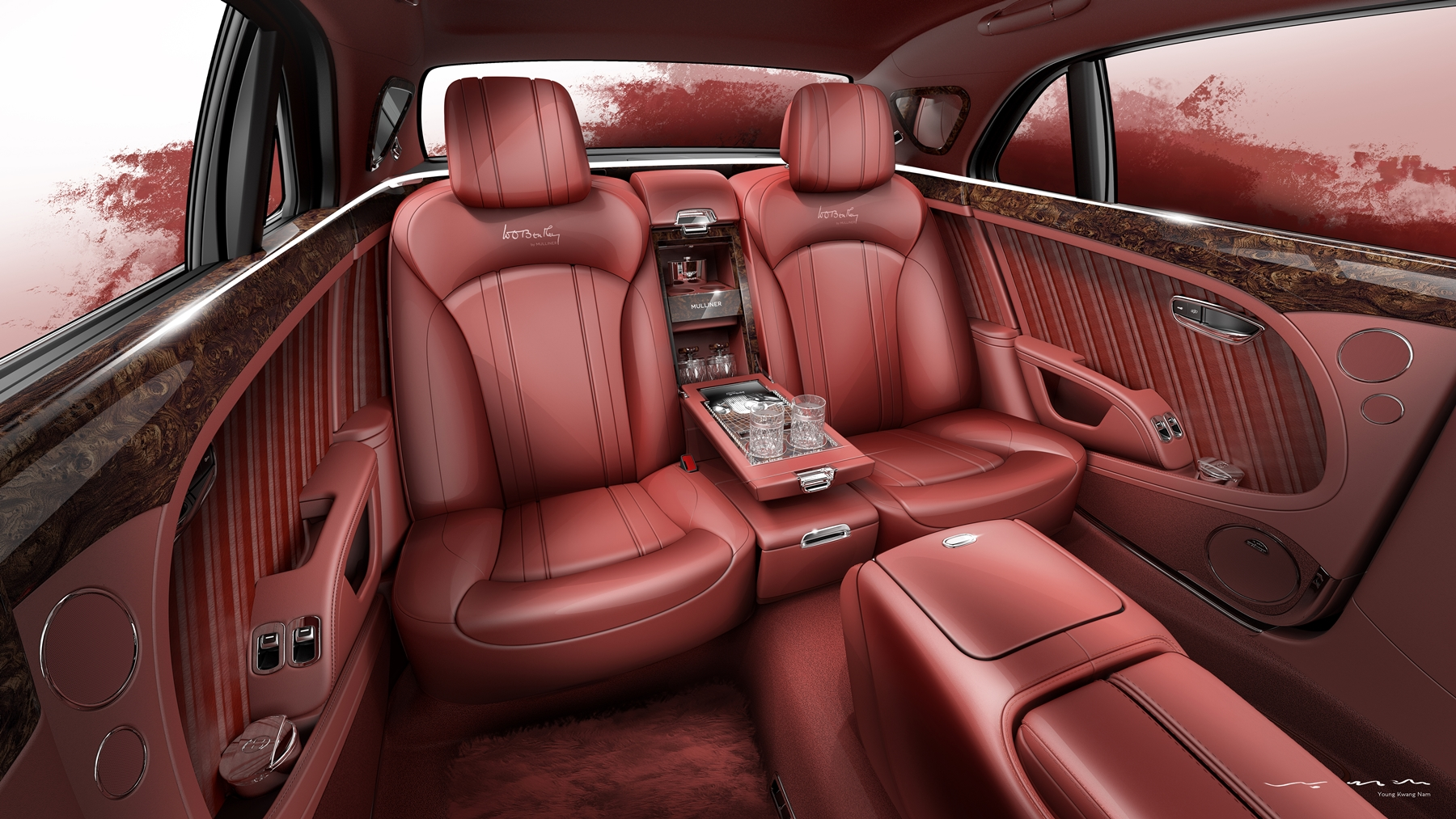 4 - Mulsanne WO Edition InteriorWM