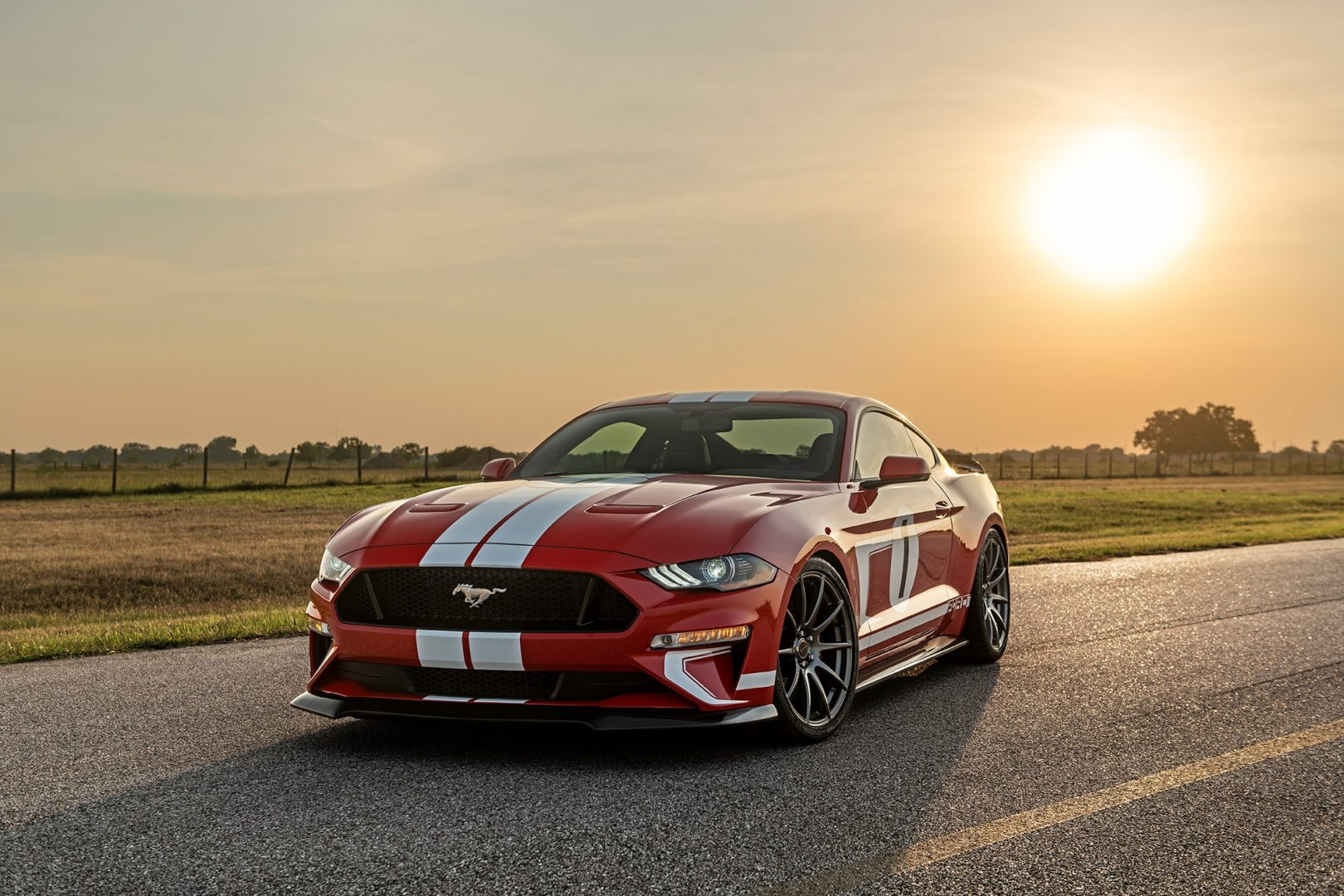 Hennessey 10K 2019 Mustang