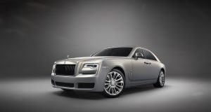 Rolls-Royce présente la Silver Ghost Collection