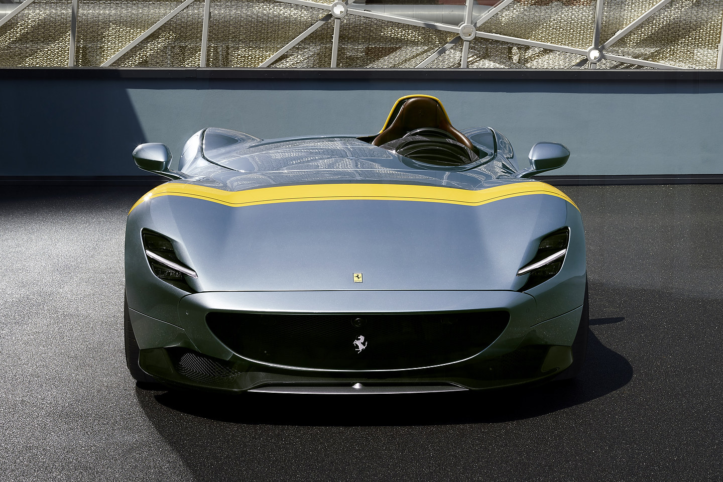 Ferrari Monza SP1 | Photo: Ferrari