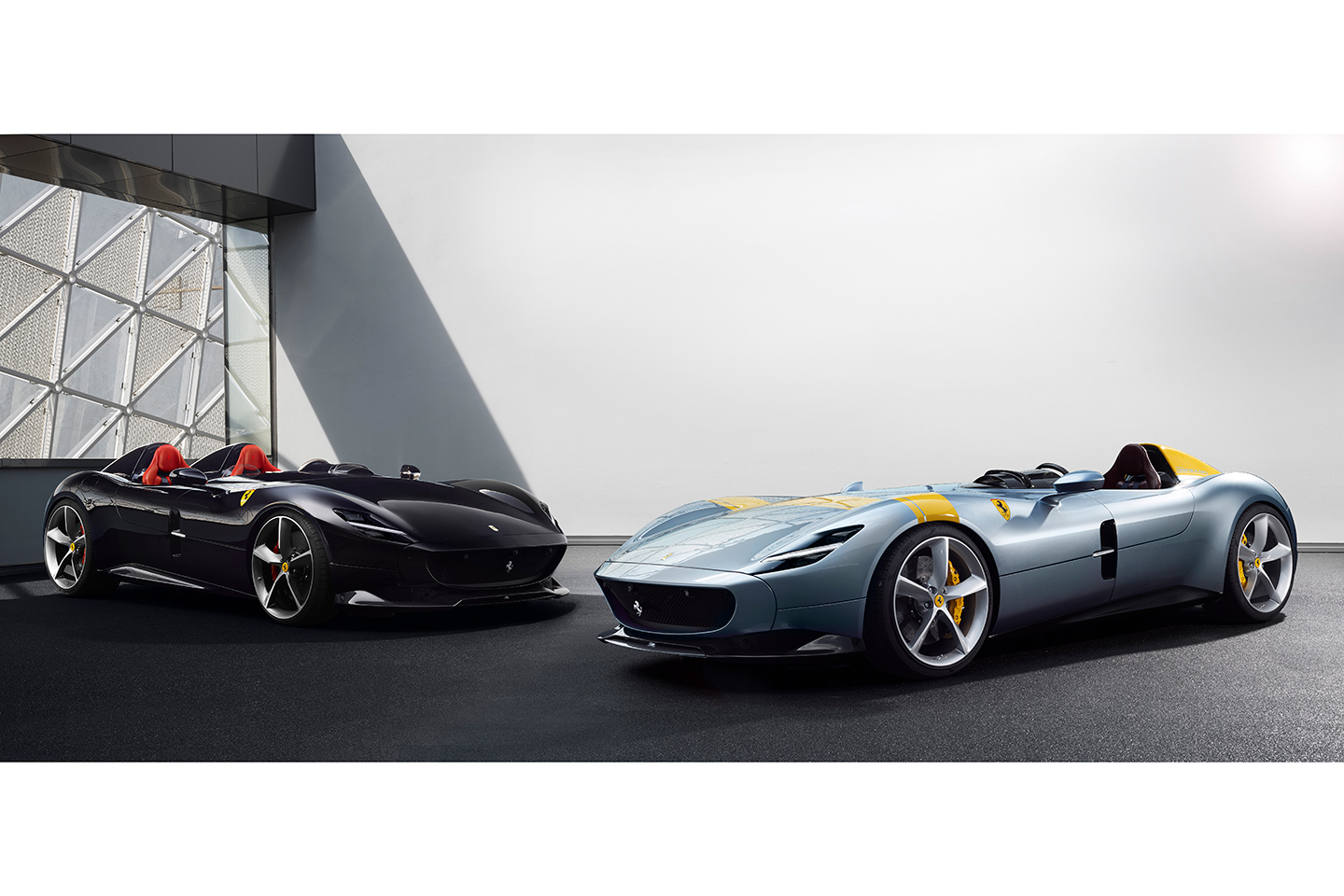 Ferrari Monza SP1 et SP2 | Photo: Ferrari