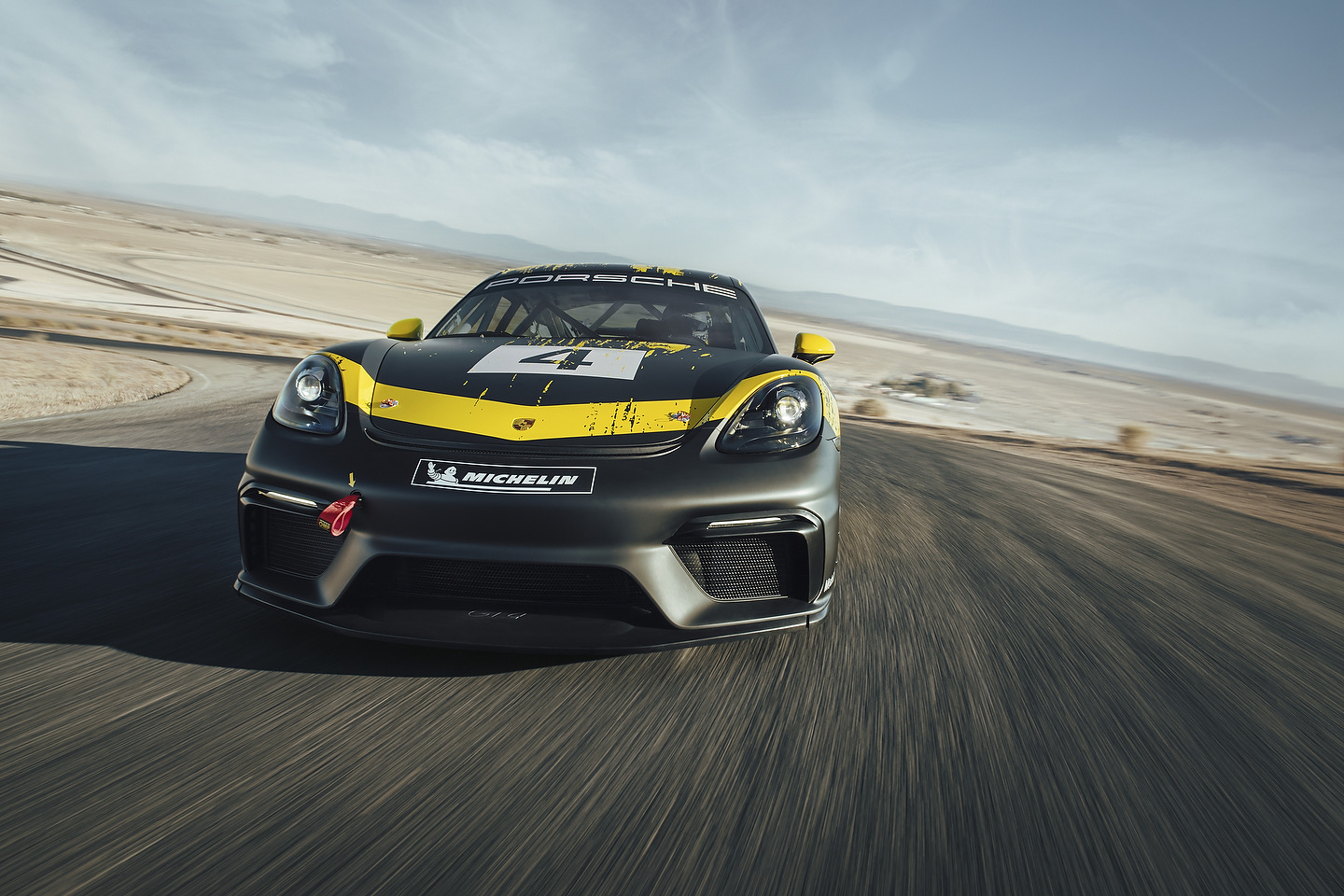 Voici La Nouvelle Porsche 718 Cayman Gt4 Clubsport Luxury Car Magazine