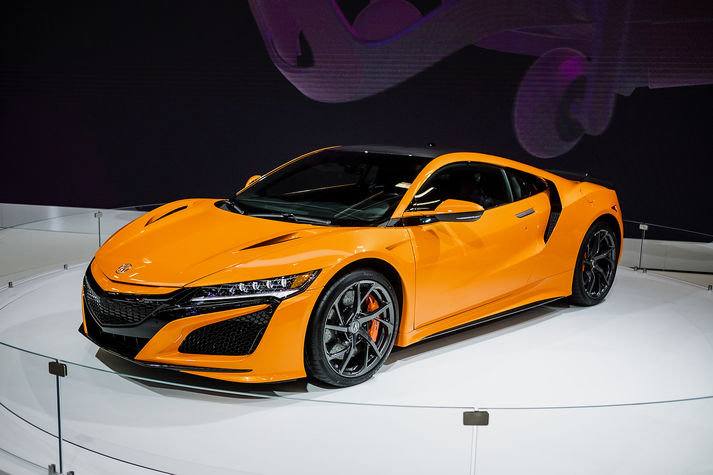 2019 Acura NSX | Photo: Olivier Delorme