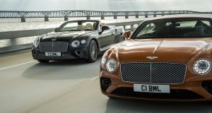 Les Bentley Continental GT V8 Coupé et Convertible maintenant disponible