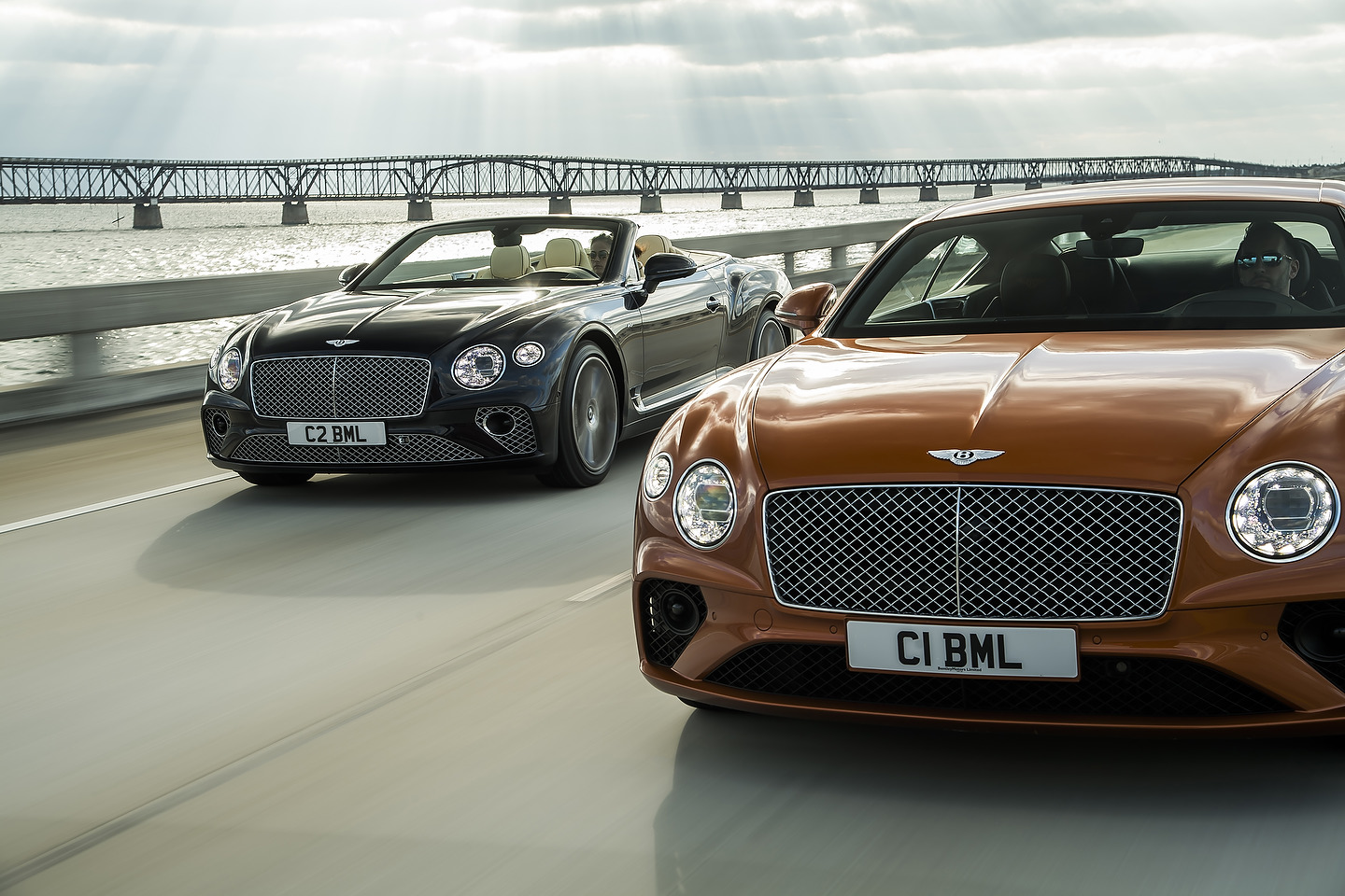 2020 Bentley Continental GT V8 and GT V8 Convertible