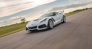 La Chevrolet Corvette ZR1 2019, selon Hennessey Performance