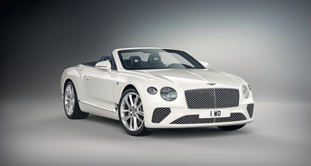 Le cabriolet Bentley Continental GT Bavaria Edition : une sublime anglo-bavaroise