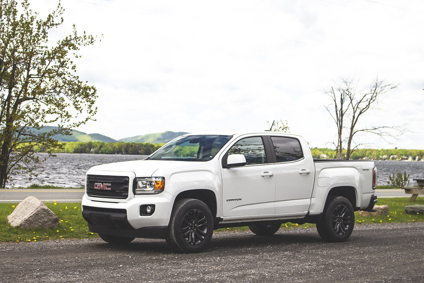 2019 GMC Canyon Elevation
