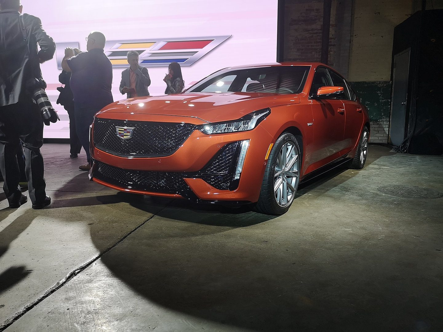 2020 CT5-V and 2020 CT4-V launch event