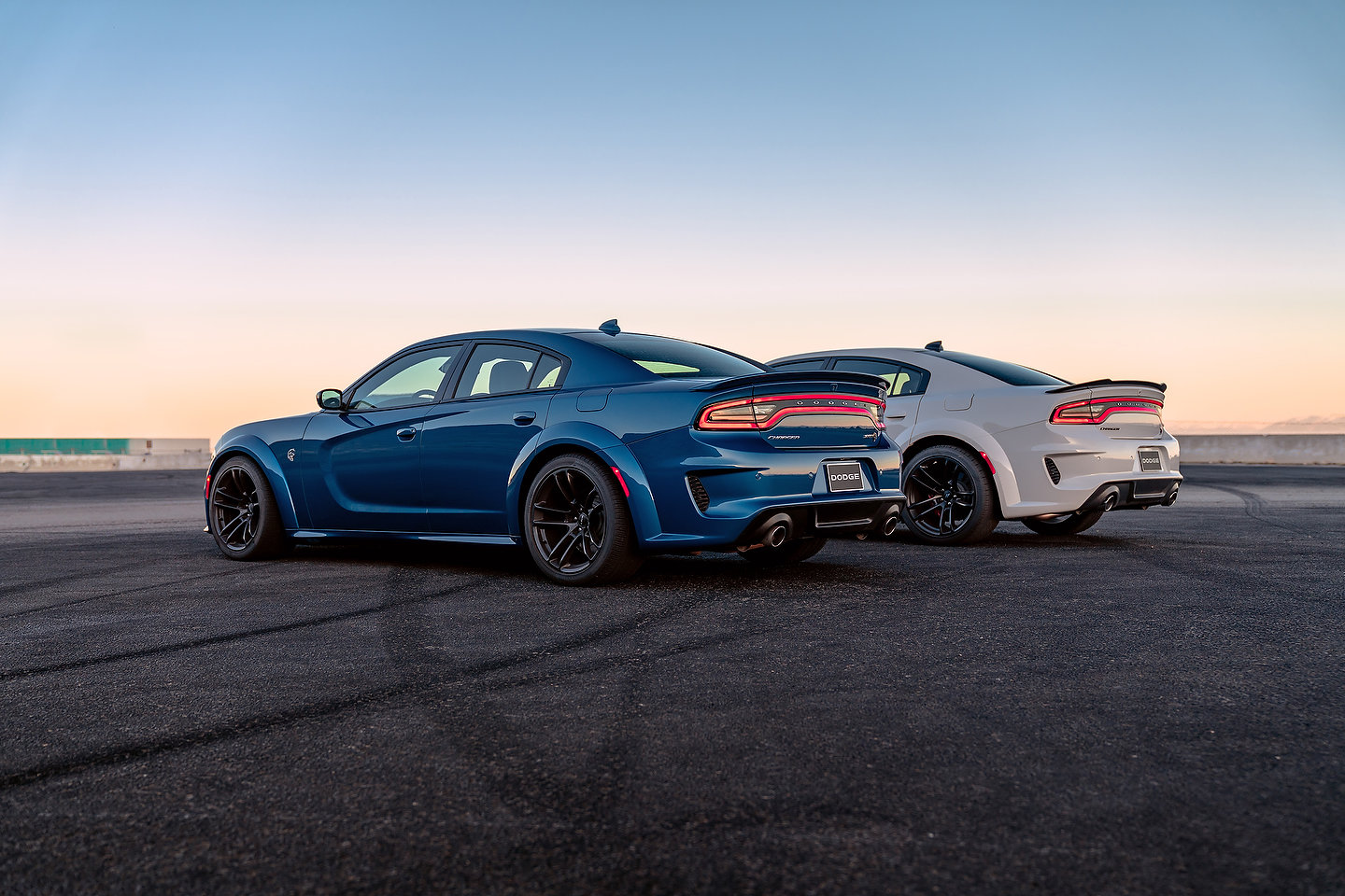 2020 Dodge Charger SRT Hellcat Widebody