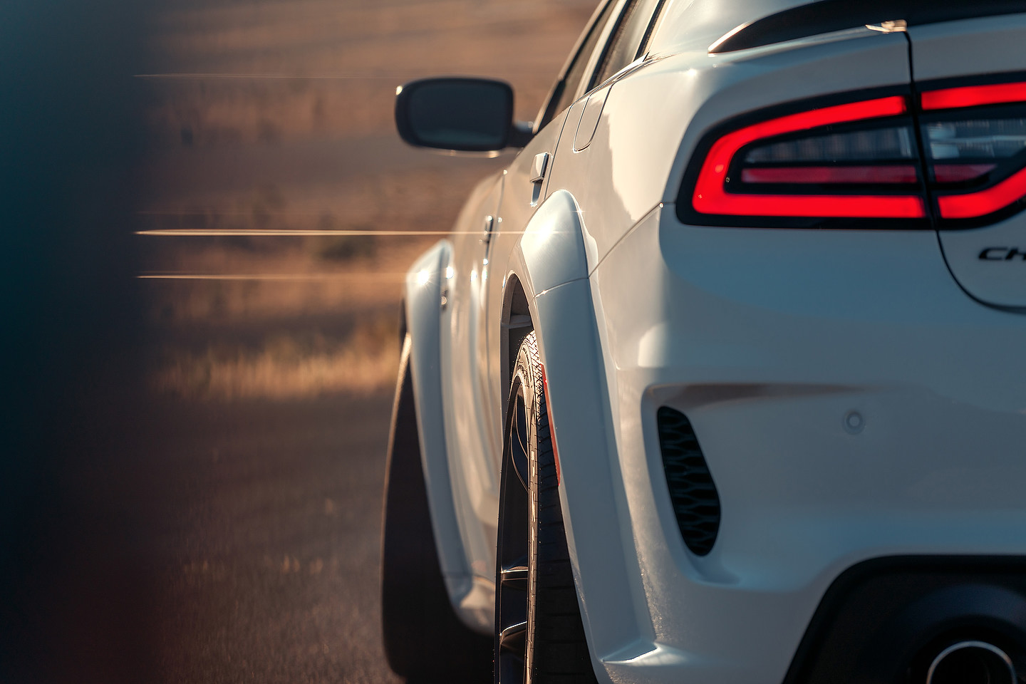 2020 Dodge Charger Scat Pack Widebody