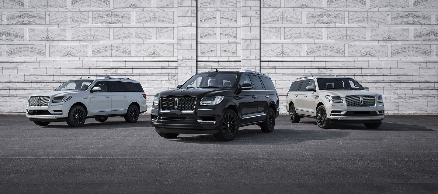 2020 Lincoln Navigator Monochromatic Package