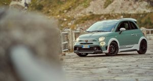 Fiat 695 Abarth 70th Anniversario: Plaisir coupable