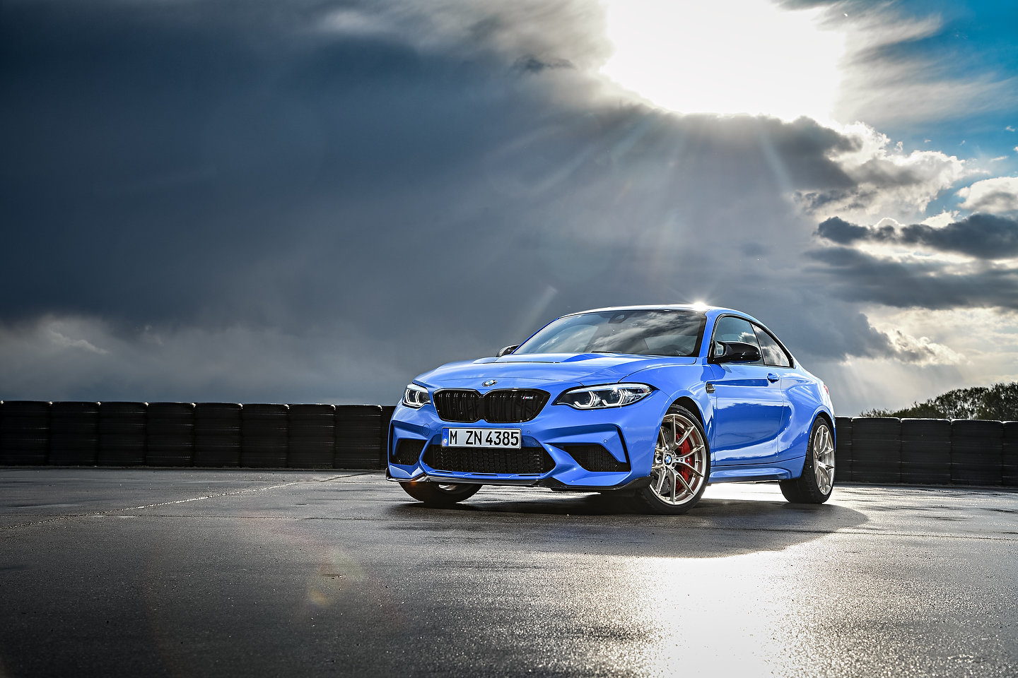 2020 BMW M2 CS Coupe
