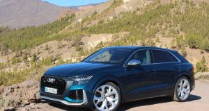 Audi RS Q8 2021 : performances et bon goût