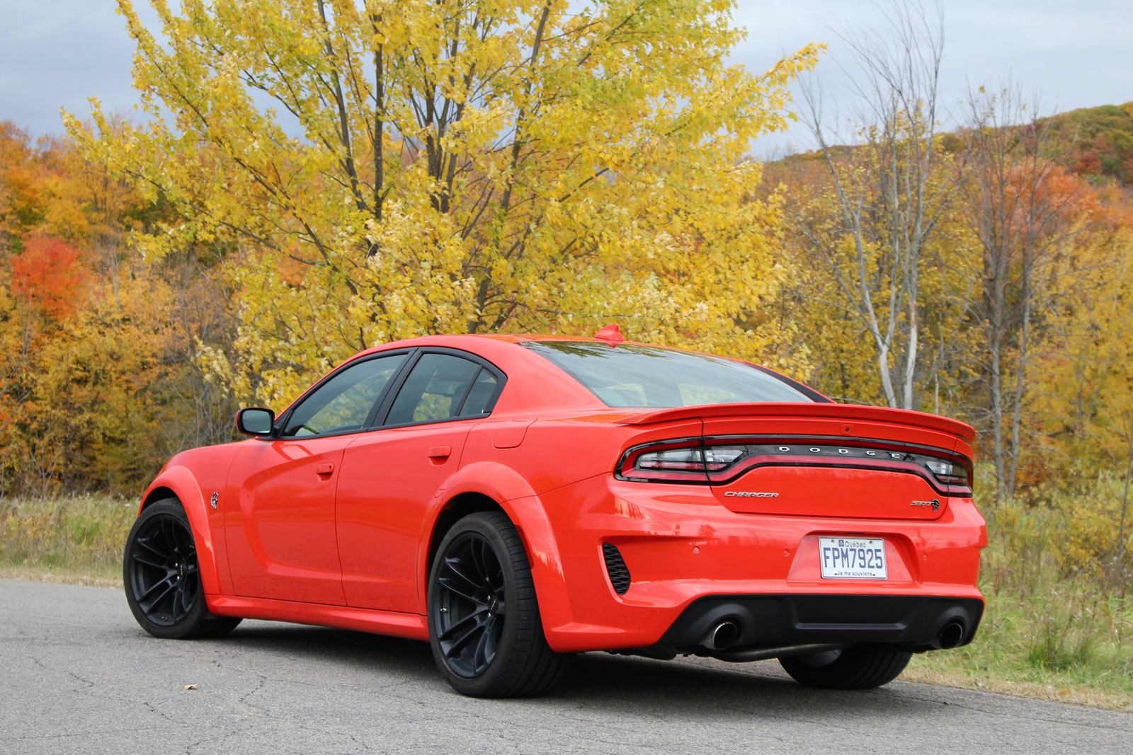 Dodge Charger SRT Hellcar Widebody 2020